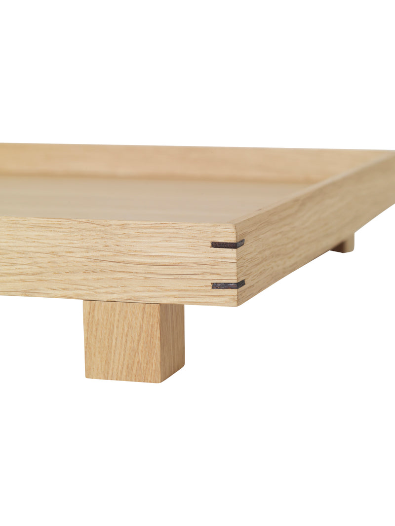 Ferm LivingBon Wooden Tray - Batten Home