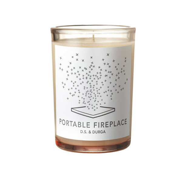D.S. & DURGAPortable Fireplace Candle - Batten Home