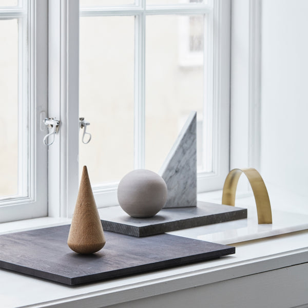 Kristina DamDesk Sculptures - Batten Home