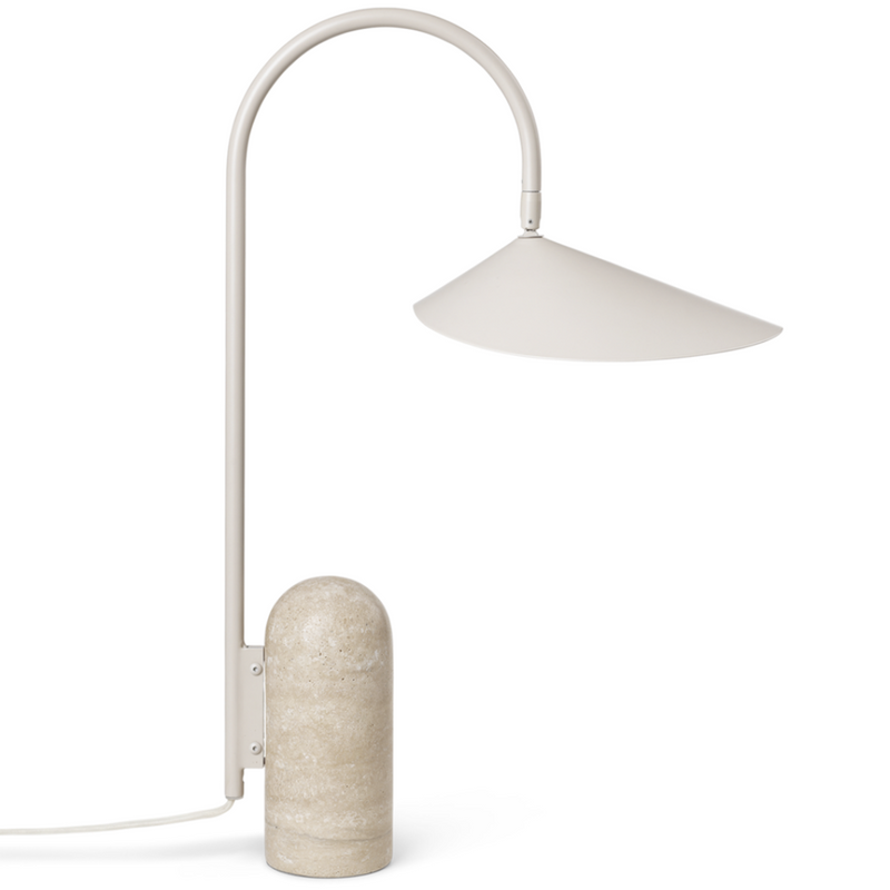 Ferm LivingArum Table Lamp - Cashmere - Batten Home