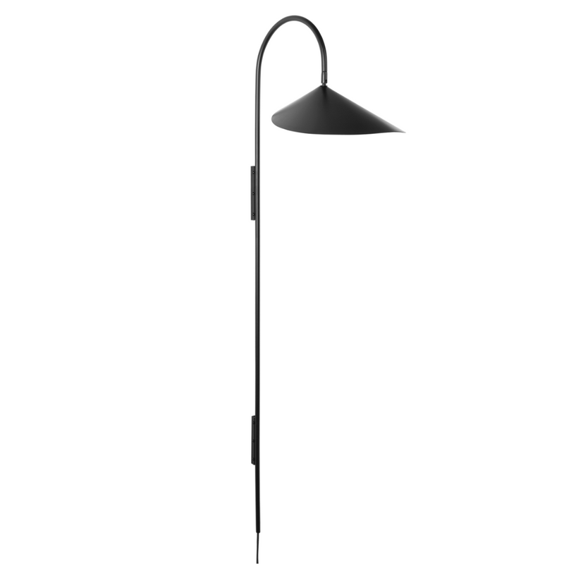 Ferm LivingArum Tall Wall Lamp - Batten Home