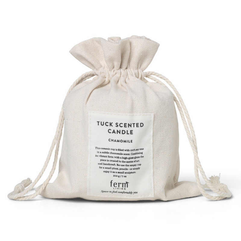 Ferm LivingTuck Scented Candle - Batten Home