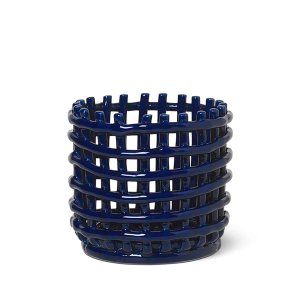 Ferm LivingCeramic Basket - Batten Home