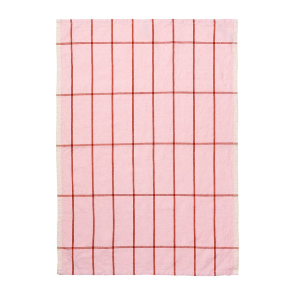 Ferm LivingHale Tea Towel Rose | Rust - Batten Home