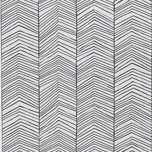 Ferm LivingHerringbone Wallpaper - Batten Home