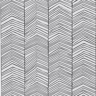 Herringbone Wallpaper - Batten Home