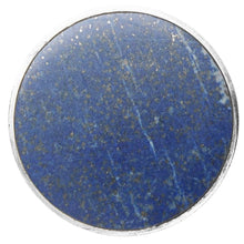 Load image into Gallery viewer, Ferm LivingHook Steel Stone Blue Lapis Lazuli Marble - Batten Home