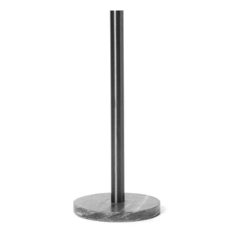 Ferm LivingPaper Towel Holder Black Brass - Batten Home