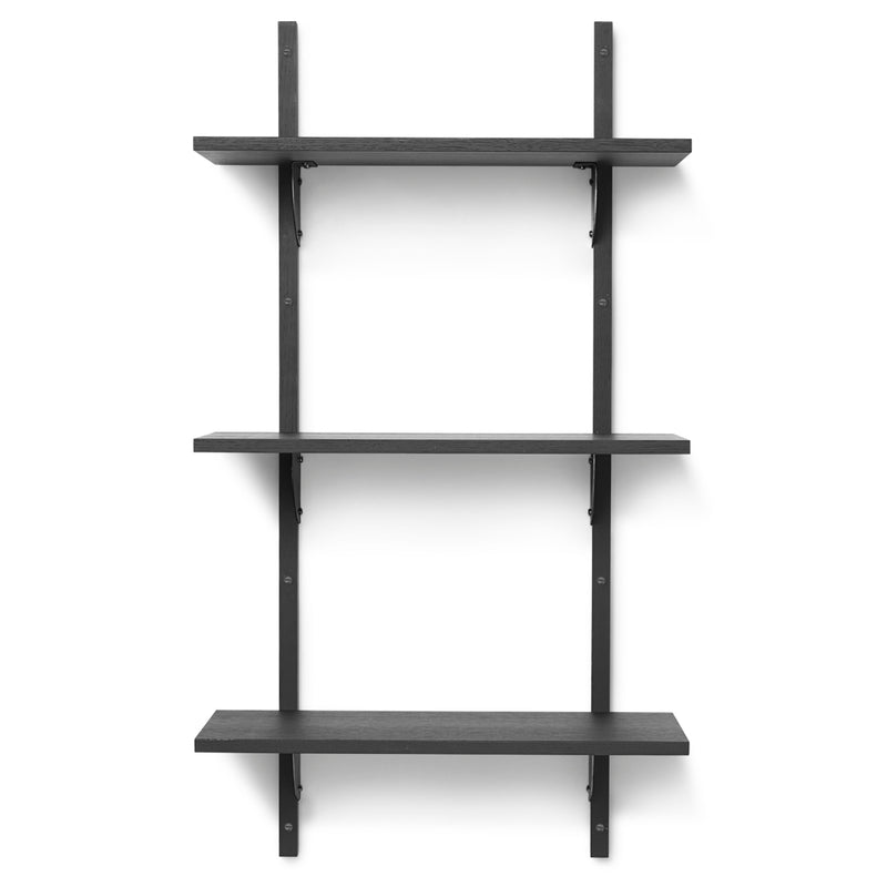 Ferm LivingSector Triple Shelving Unit - Batten Home