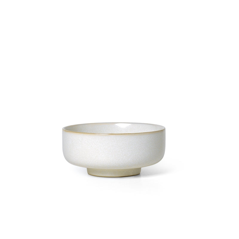 Ferm LivingSekki Bowls in Cream - Batten Home