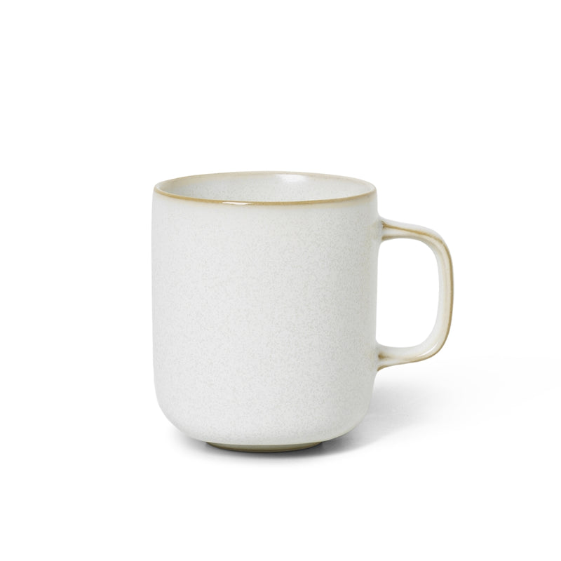 Ferm LivingSekki Mug in Cream - Batten Home
