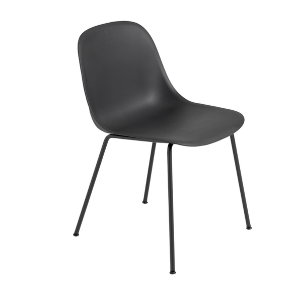 MuutoFiber Side Chair - Tube Base - Batten Home