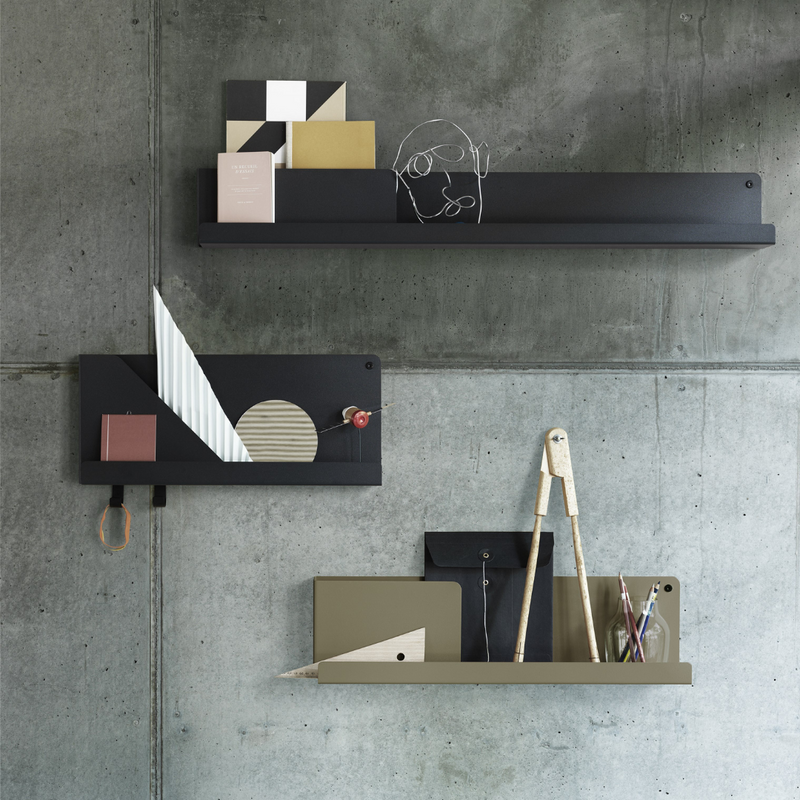 Folded Shelves 96 x 13