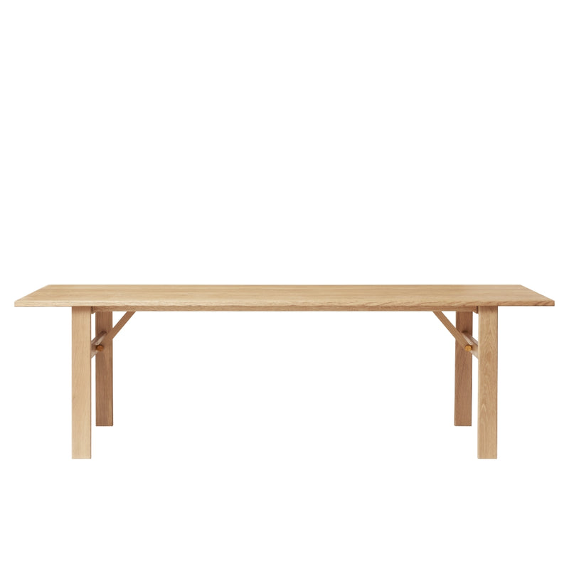 Form and RefineDamsbo Master Dining Table - Batten Home