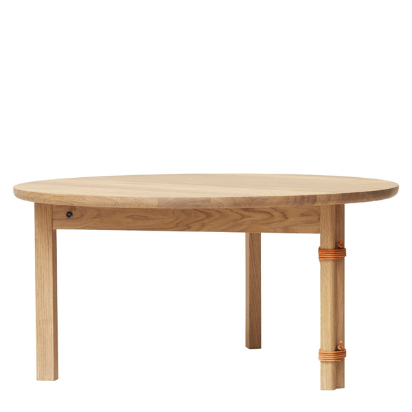 Form and RefineStrap Sofa Table - Batten Home