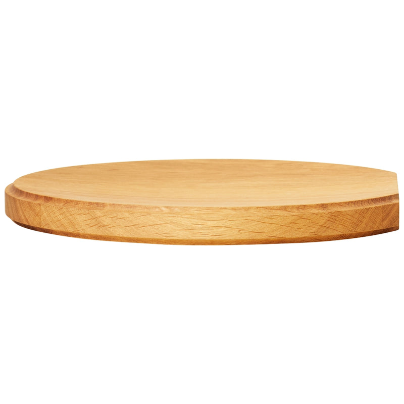 Form and RefineSection Cutting Board Round - Batten Home