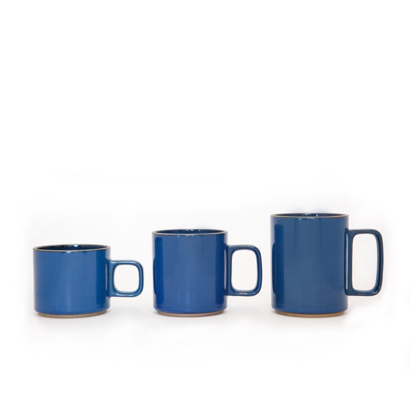 Hasami PorcelainMug Gloss Blue - Batten Home