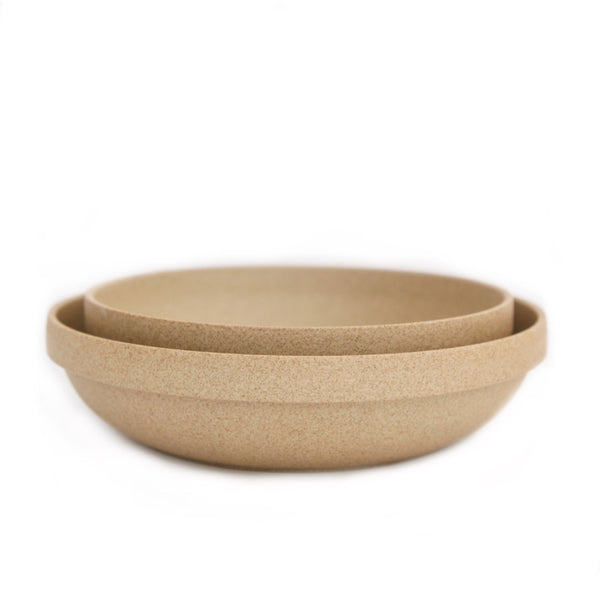 Hasami PorcelainRound Bowl Natural - Batten Home