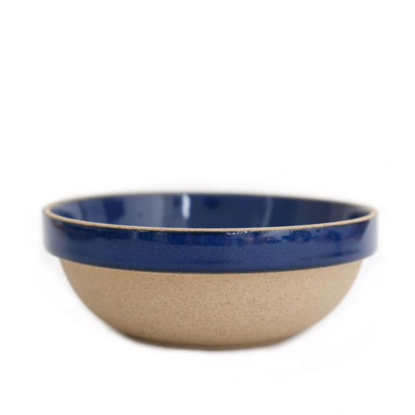 Hasami PorcelainRound Bowl Gloss Blue - Batten Home