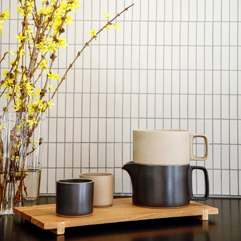 Hasami PorcelainCup in Black - Batten Home
