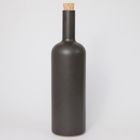 Hasami PorcelainBottle in Black - Batten Home