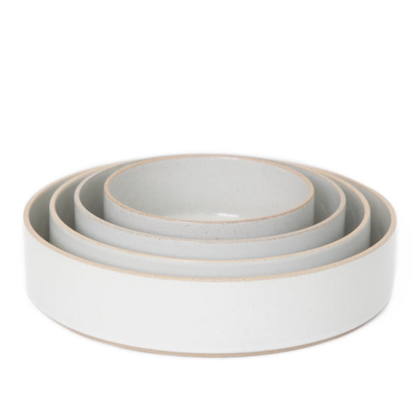 Hasami PorcelainBowl Gloss Gray - Batten Home