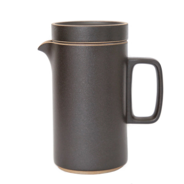 Hasami PorcelainTea Pot Tall Black - Batten Home