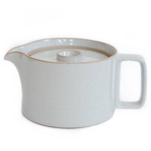 Tea Pot in Gloss Gray