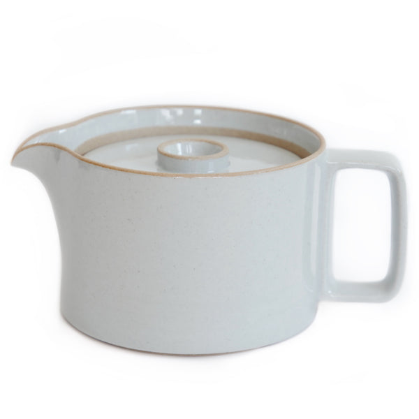 Hasami PorcelainTea Pot in Gloss Gray - Batten Home