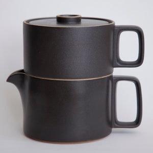 Hasami PorcelainCoffee Dripper in Black - Batten Home