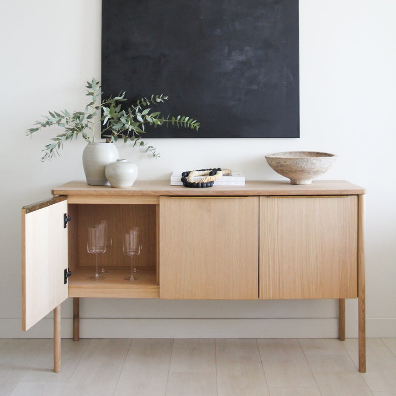 SkagerakJut Cabinet Oak - Batten Home
