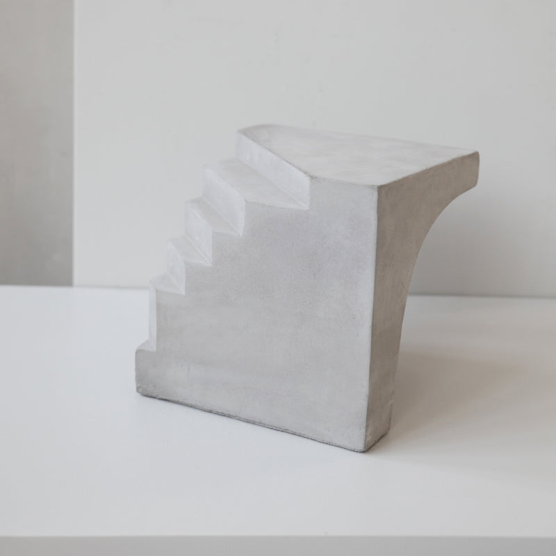 Kristina DamStair Sculpture - Batten Home