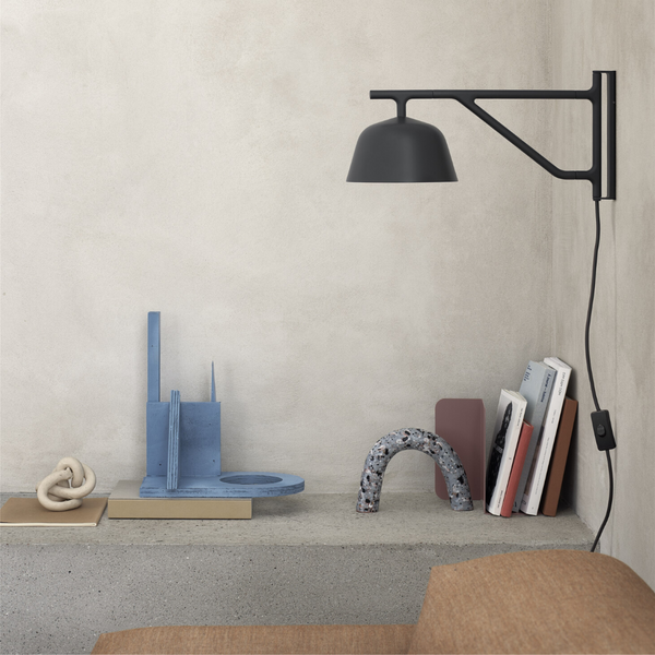 MuutoAmbit Wall Lamp - Batten Home