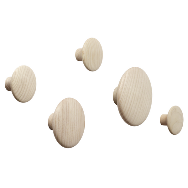 MuutoDots Wood - Set of 5 - Batten Home