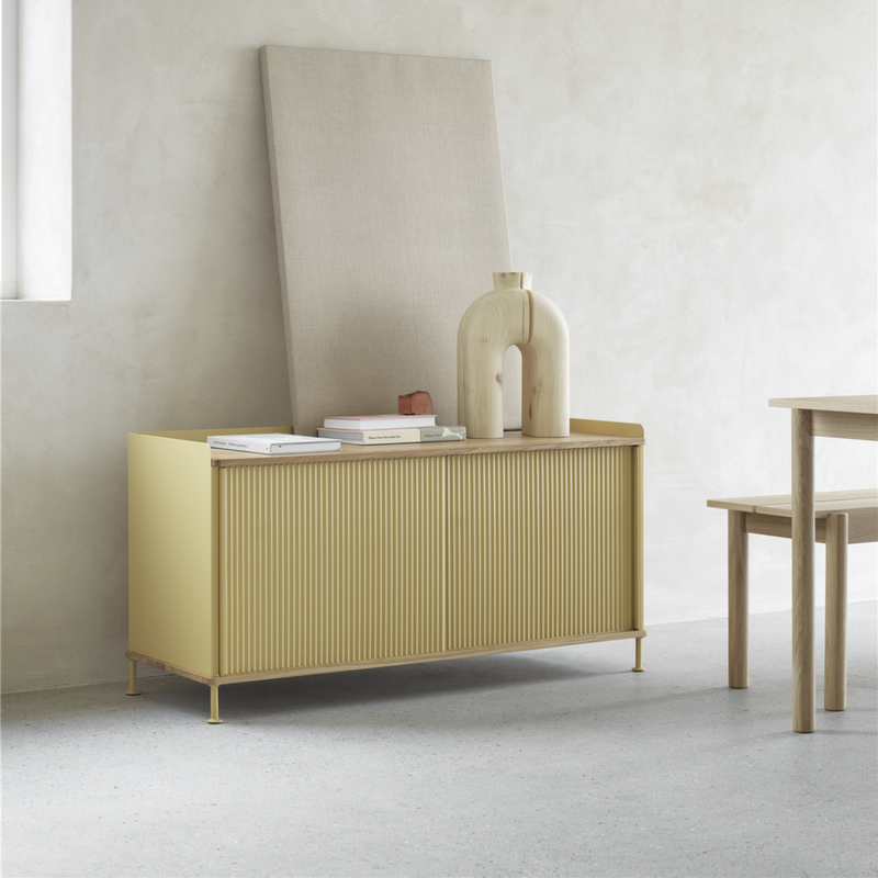 MuutoEnfold Sideboard - Low - Batten Home