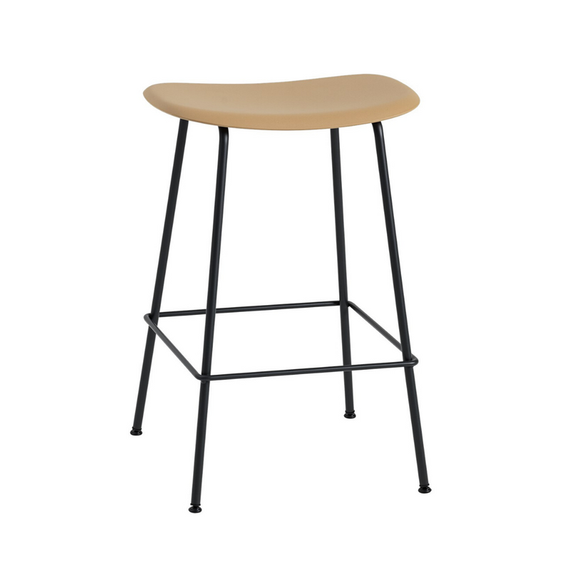 MuutoFiber Bar Stool - Tube Base - Batten Home