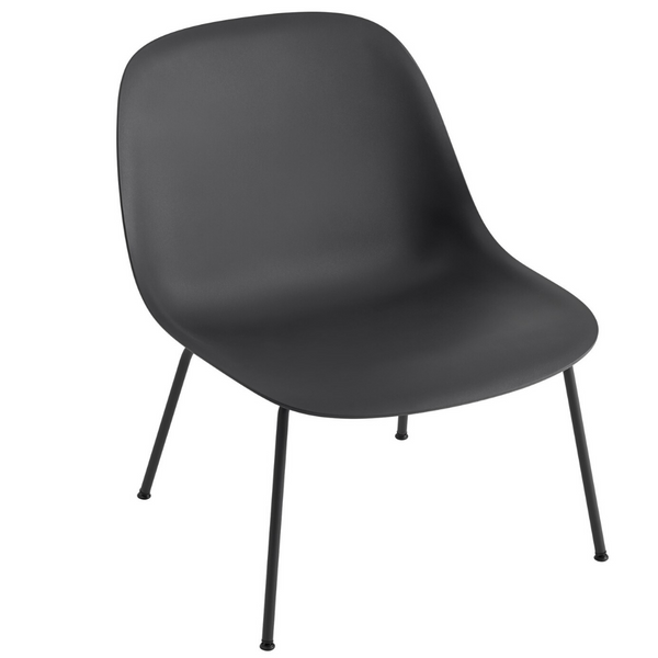 MuutoFiber Lounge Chair - Tube Base - Batten Home