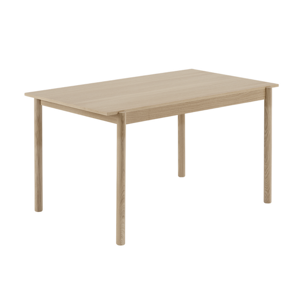 MuutoLinear Wood Table 140 x 85 - Batten Home