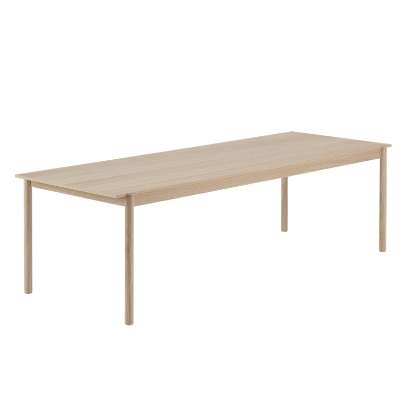 MuutoLinear Wood Table 260 x 90 - Batten Home