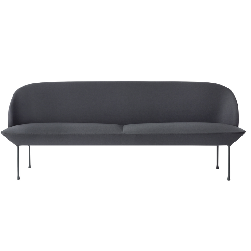 MuutoOslo Sofa Three-Seater - Batten Home