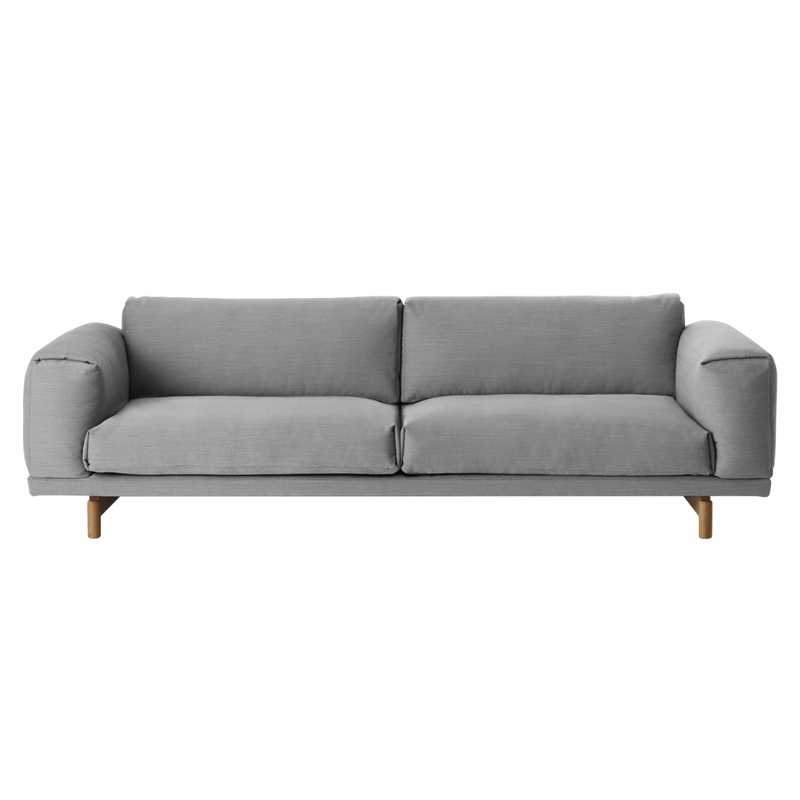 MuutoRest Sofa Three-Seater - Batten Home