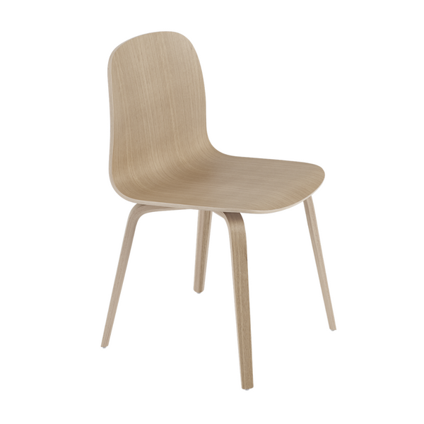 MuutoVisu Chair - Wood Base - Batten Home