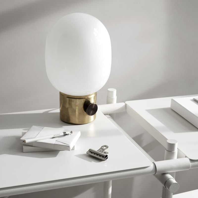 JWDA Metallic Table Lamp - Batten Home