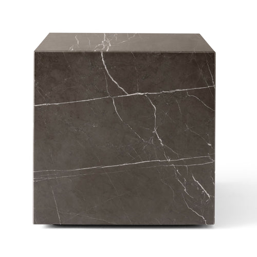 Plinth Marble Table