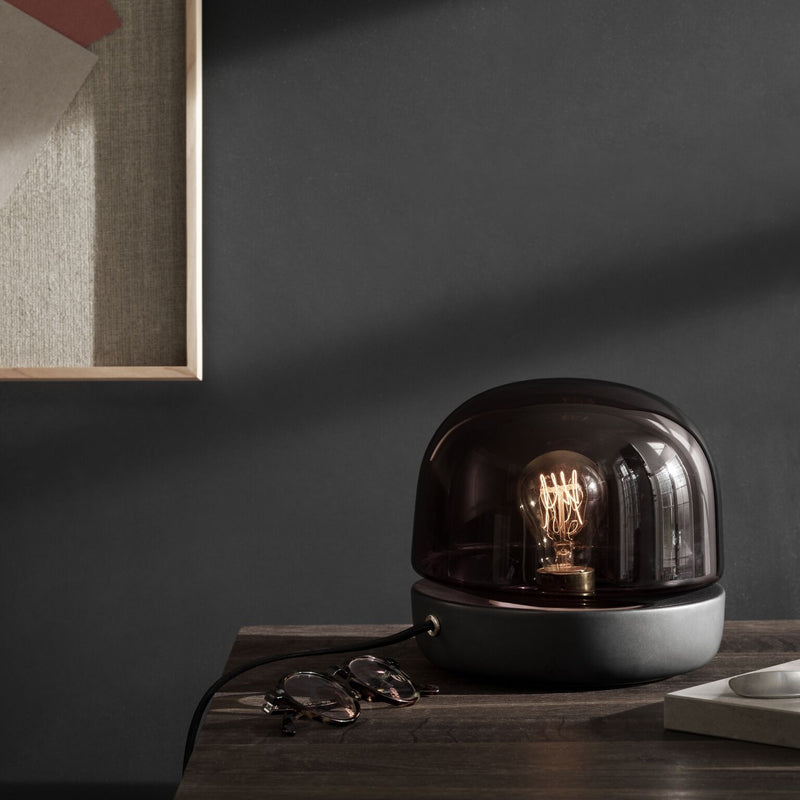 Stone Table Lamp - Batten Home