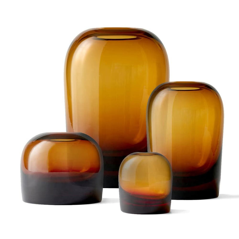 MenuTroll Vase Amber - Batten Home