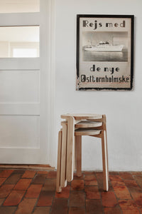 SkagerakNomad Stool - Batten Home
