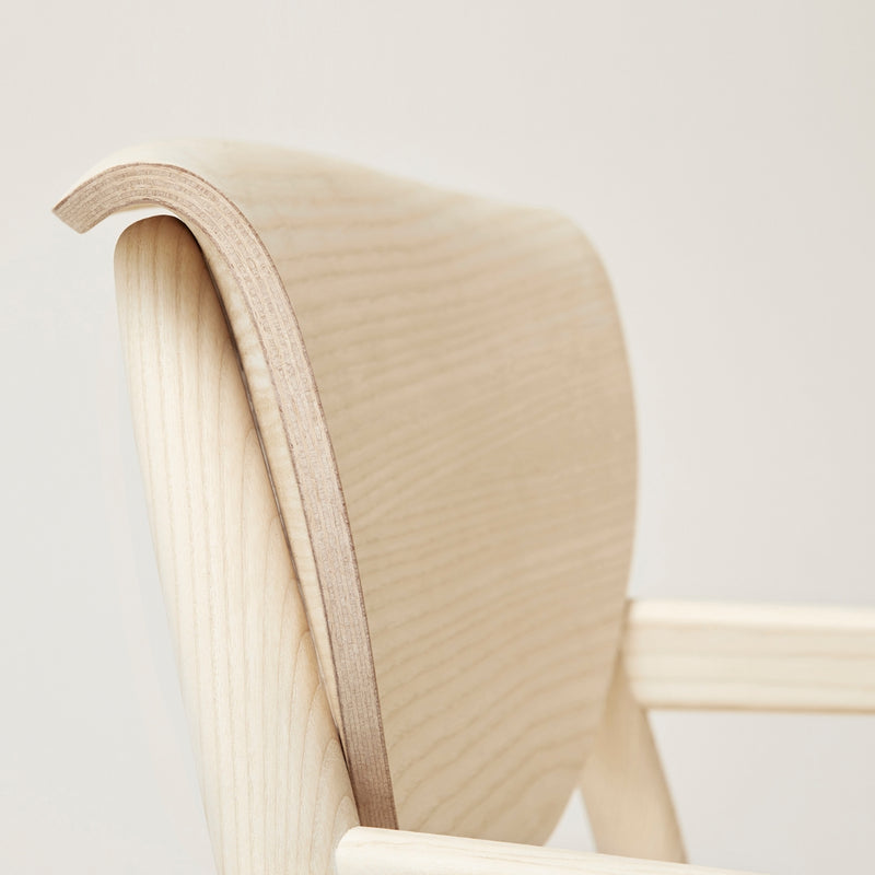 Form and RefineOrigin Lounge Chair - Batten Home