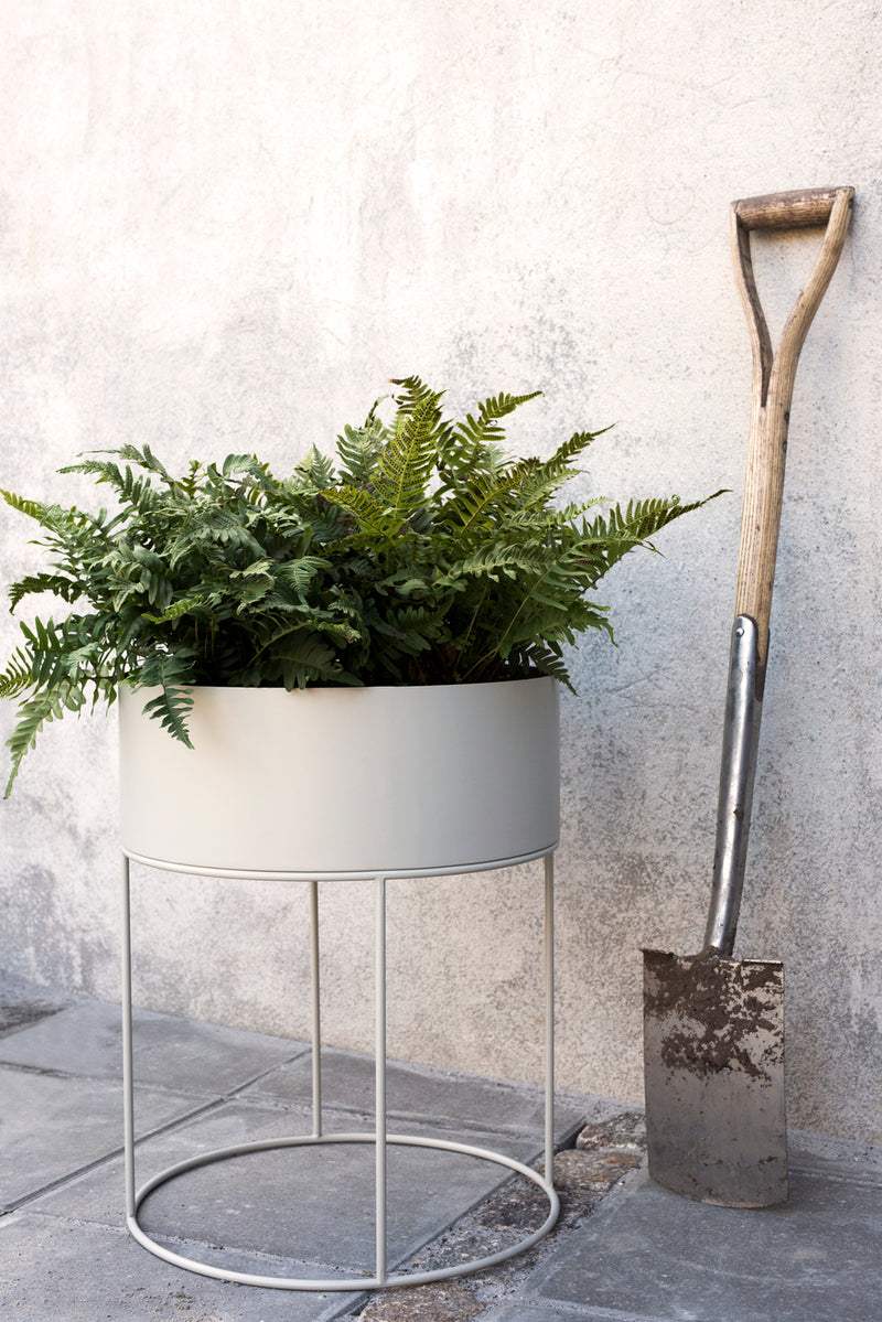 Ferm LivingPlant Box Round - Batten Home