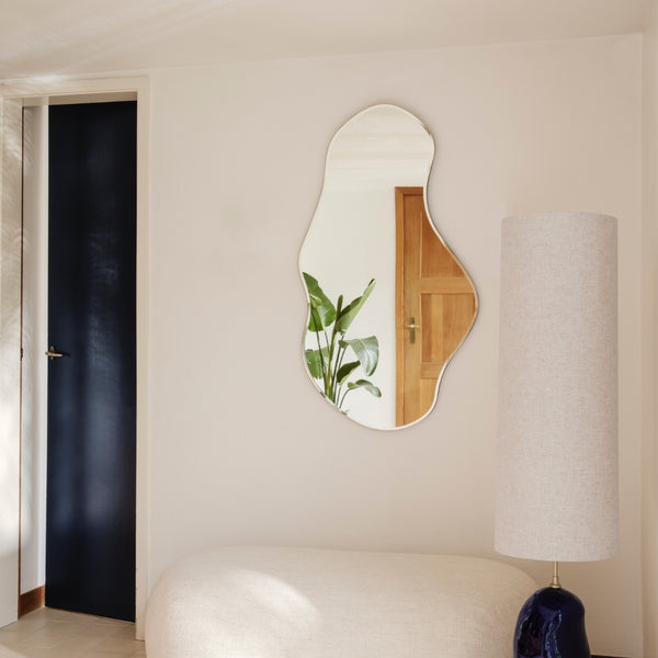 Ferm LivingPond Mirror Large - Batten Home